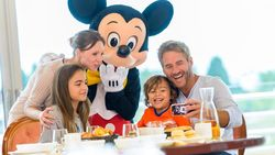 Restauranter i Disney Village