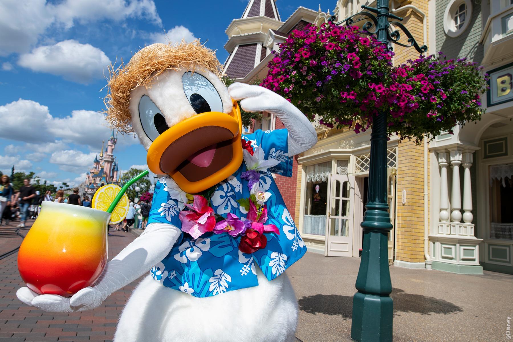 Anders And i Disneyland® Paris
