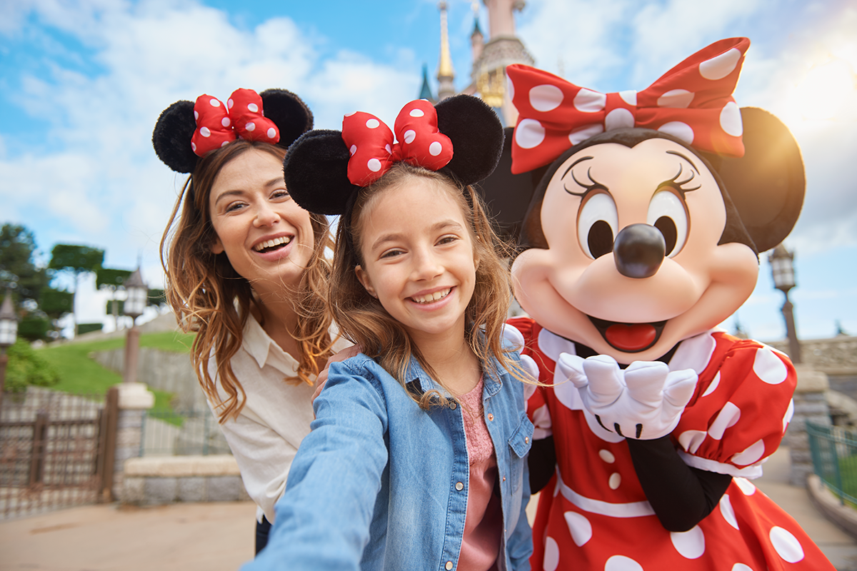 Sommer tilbud Disneyland Paris